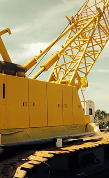 Industrial Painting Services-Large Equipment Painting