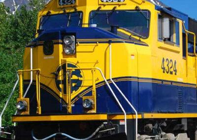 Train - East Coast