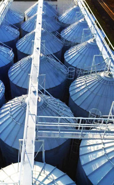 Industrial Services Feed Mill Industry