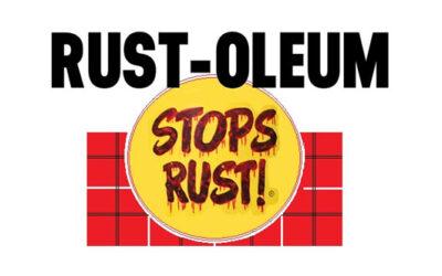 Rustoleum Water Based Industrial Paint